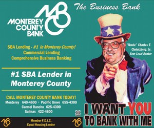 Monterey County Bank